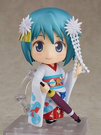 Puella Magi Madoka: Nendoroid Sayaka Miki (Maiko Ver.) - Articulated Figure