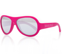 Shadez: Kids Sunglasses Classics - Pink (0-3 Years)