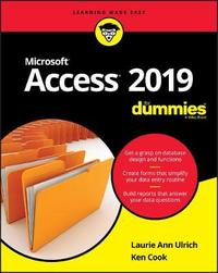 Access 2019 For Dummies by Laurie A. Ulrich
