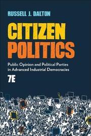 Citizen Politics by Russell J Dalton