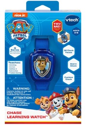 Vtech: Paw Patrol Learning Watch - Chase image