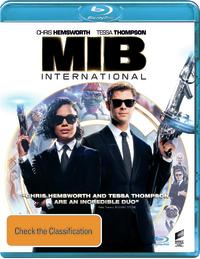 Men In Black: International on Blu-ray