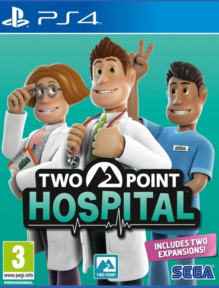 Two Point Hospital for PS4