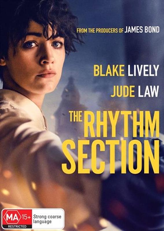The Rhythm Section on DVD