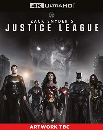 Zack Snyder's Justice League (4K UHD) on UHD Blu-ray