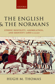 The English and the Normans by Hugh M. Thomas image