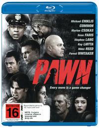 Pawn on Blu-ray