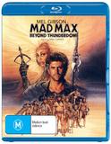 Mad Max: Beyond Thunderdome on Blu-ray