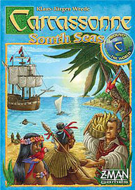 Carcassonne South Seas image