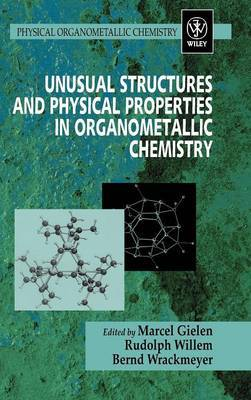 Unusual Structures and Physical Properties in Organometallic Chemistry image