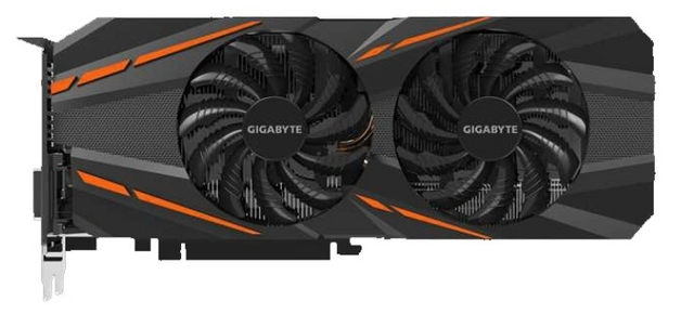 Gigabyte GeForce GTX 1060 G1 Gaming 6GB Graphics Card | at