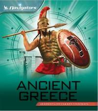 Navigators: Ancient Greece by Philip Steele image