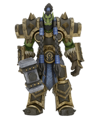"Heroes of the Storm: Thrall - 7"" Action Figure"