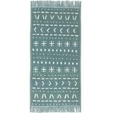 Bambury Nomad Hand Towel (Kingfisher)