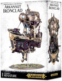 Warhammer Age of Sigmar Kharadron Overlords: Arkanaut Ironclad