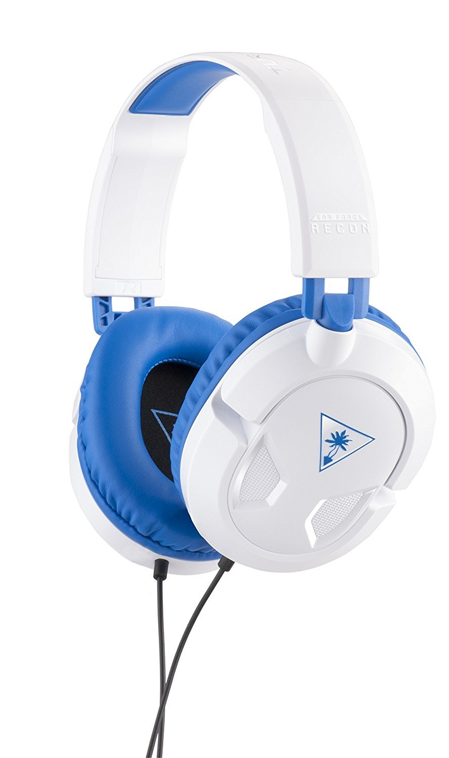 Turtle Beach Ear Force Recon 60P Stereo Gaming Headset - White for PS4 image