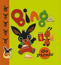 BING GO PICNIC by Ted Dewan