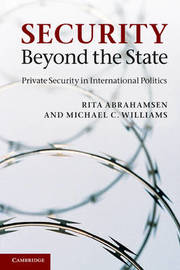 Security Beyond the State by Rita Abrahamsen