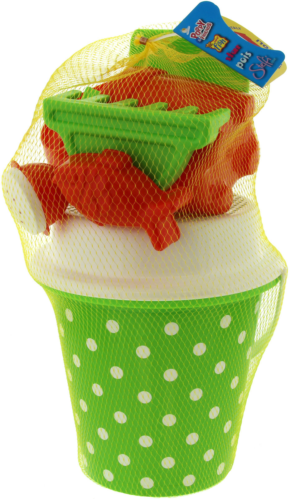 Polka Dot Bucket Set image