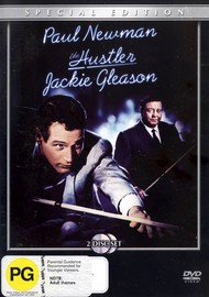 The Hustler Special Edition on DVD image