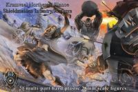 Shieldmaiden Infantry/Rangers
