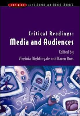 Critical Readings: Media and Audiences by Virginia Nightingale image