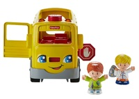 Fisher-Price: Little People - Sit With Me School Bus image
