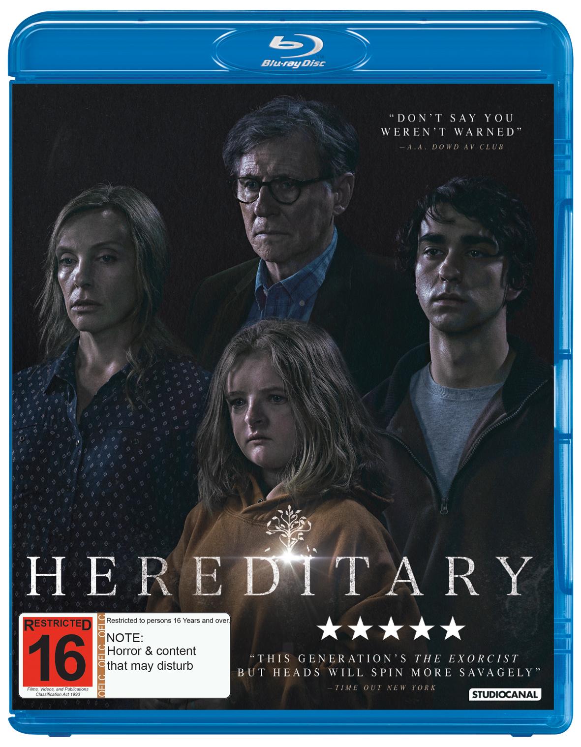 Hereditary on Blu-ray image