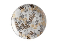 Maxwell & Williams: Yuletide Plate Round - Evergreen (16cm)