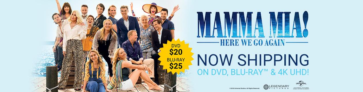 Mamma Mia: Here We Go Again!