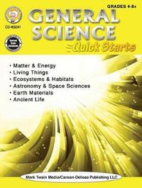 General Science Quick Starts Workbook by Gary Raham