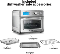 Fraser Country 18L Premium Air Fryer Toaster Oven 1600W