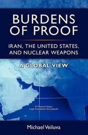 Burdens of Proof by Michael Veiluva