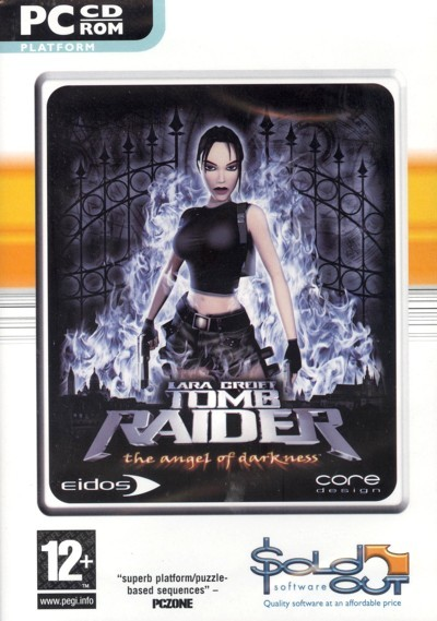 Tomb Raider: Angel Of Darkness for PC Games