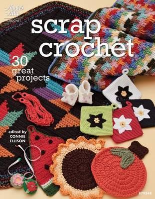 Scrap Crochet by Connie Ellison