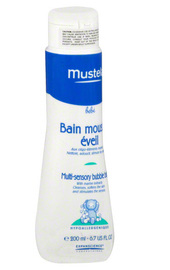 Mustela Multi-sensory Bubble Bath (200ml)