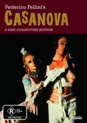 Casanova (2 Disc Set) on DVD