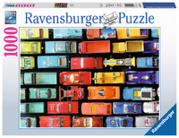 Ravensburger: Traffic Jam - 1000pc Puzzle