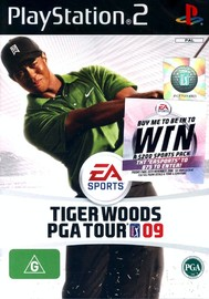 Tiger Woods PGA Tour 09 for PS2