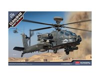 """Academy 1/72 Us Army Ah-64D """"Late Version"""" Scale Model Kit"""