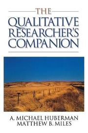 The Qualitative Researcher's Companion by A.Michael Huberman image
