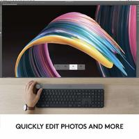 Logitech Craft Advanced Wireless Keyboard image