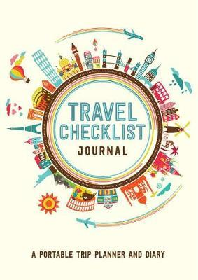 Travel Checklist Journal by Claudine Gandolfi