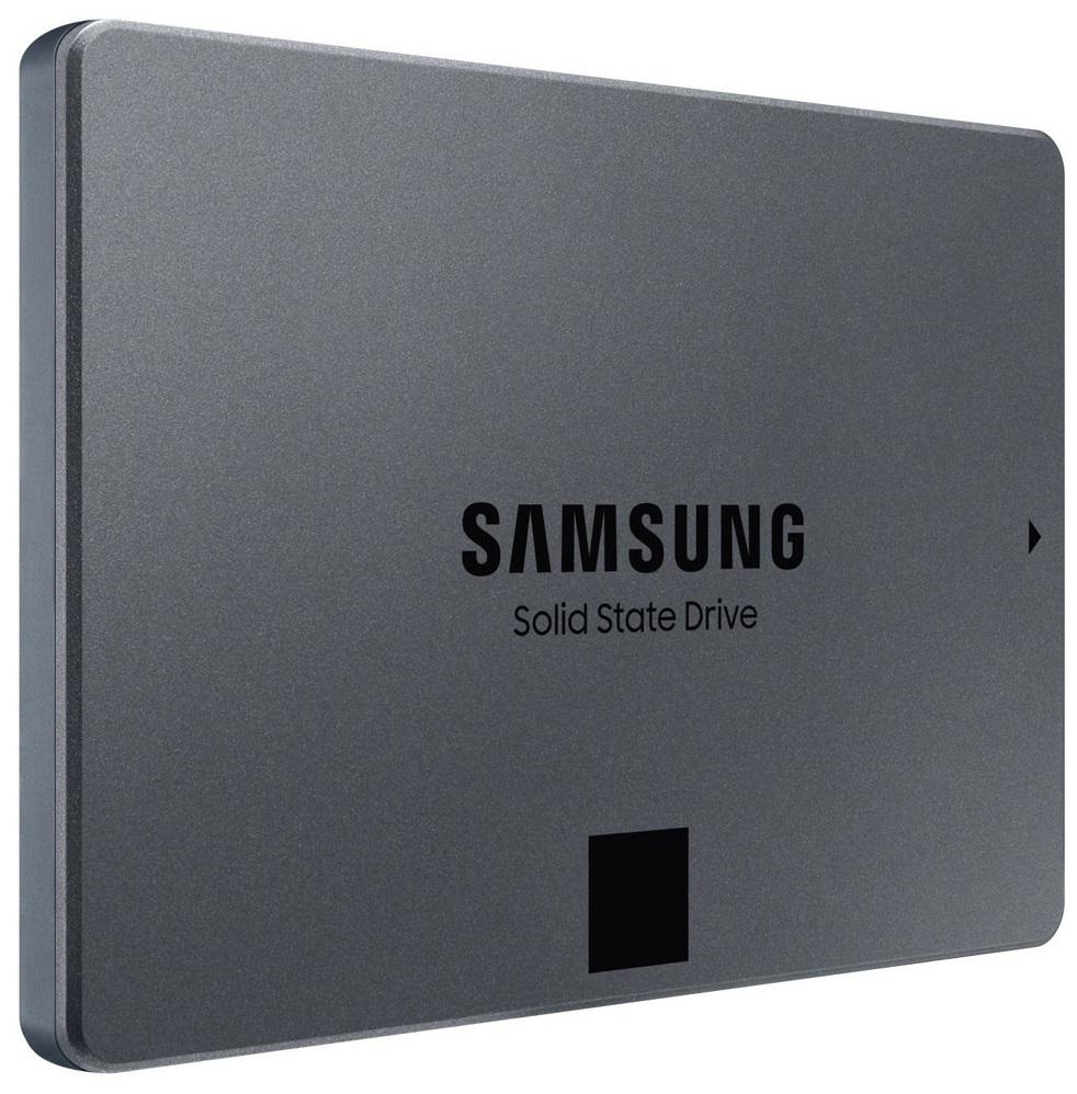 "2TB Samsung 860 QVO 2.5"" SSD image"