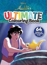 Disney Aladdin: Ultimate Colouring