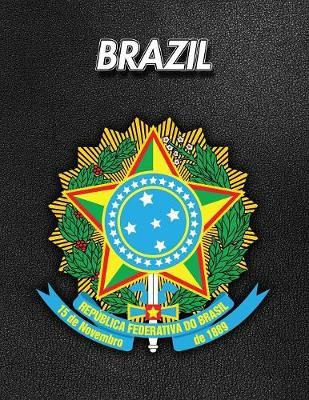 Brazil by Notebooks Journals Xlpress