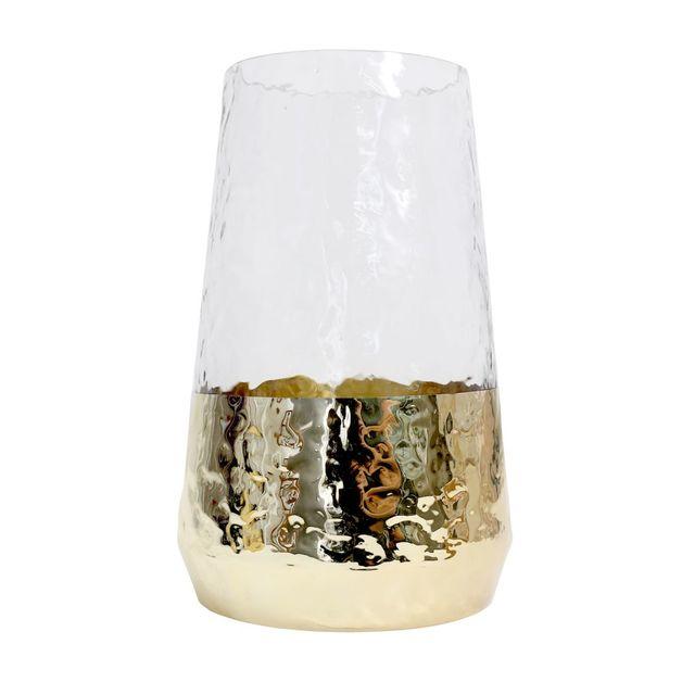 Splosh: Tranquil Dipped Gold Vase - Large