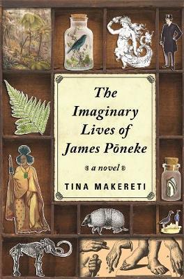 Imaginary Lives of James Poneke, The by Tina Makereti