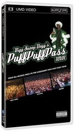 Snoop Dogg - Bigg Snoop Dogg's Puff Puff Pass Tour for PSP