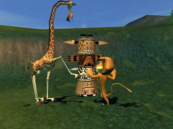 Madagascar for PlayStation 2 image